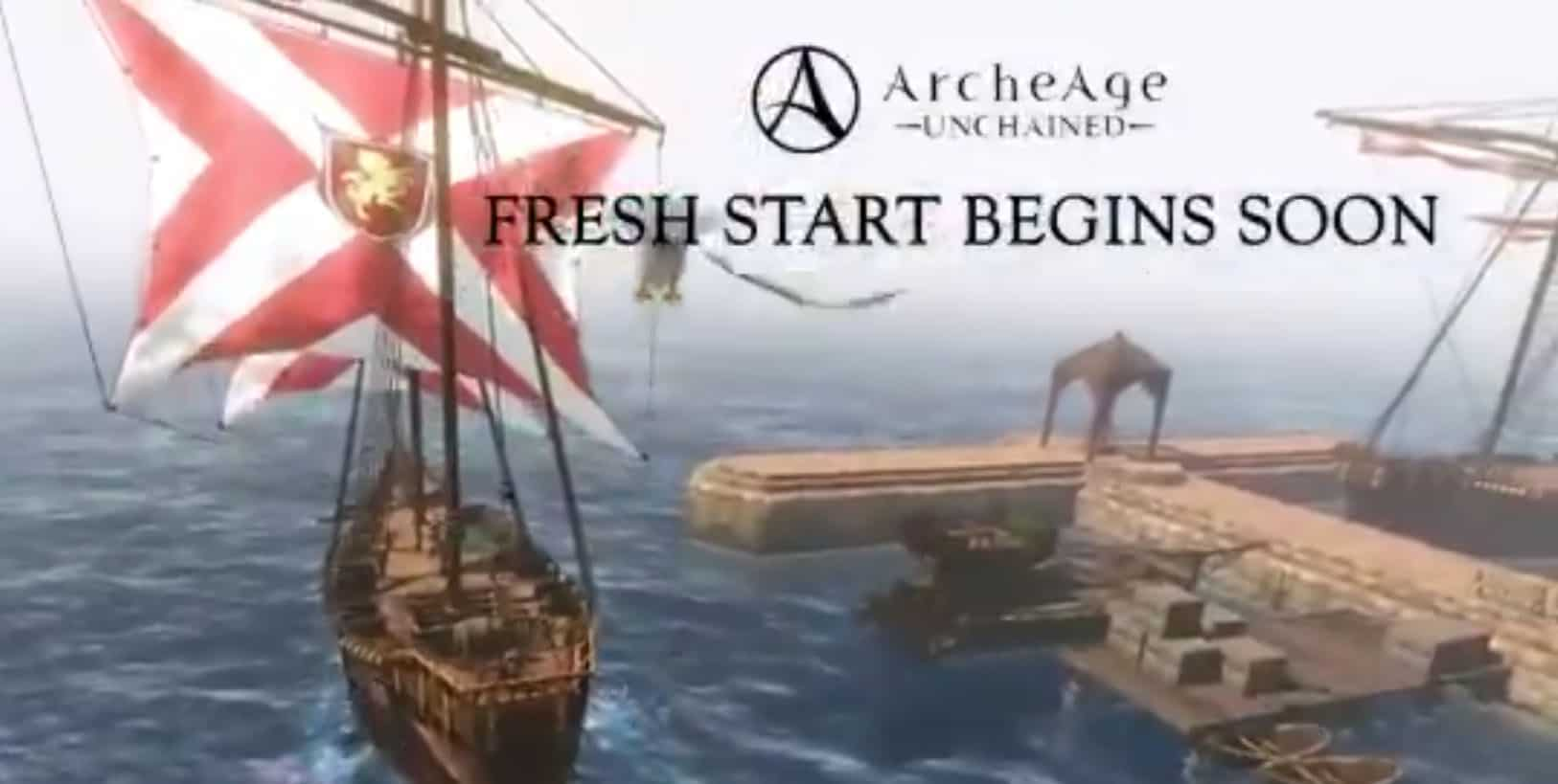Fresh Start Server Coming To Archeage Unchained March 25th