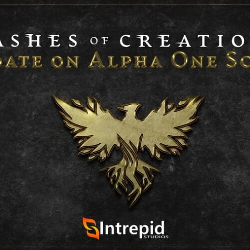 Ashes of Creation Alpha One Delayed Until June 1st