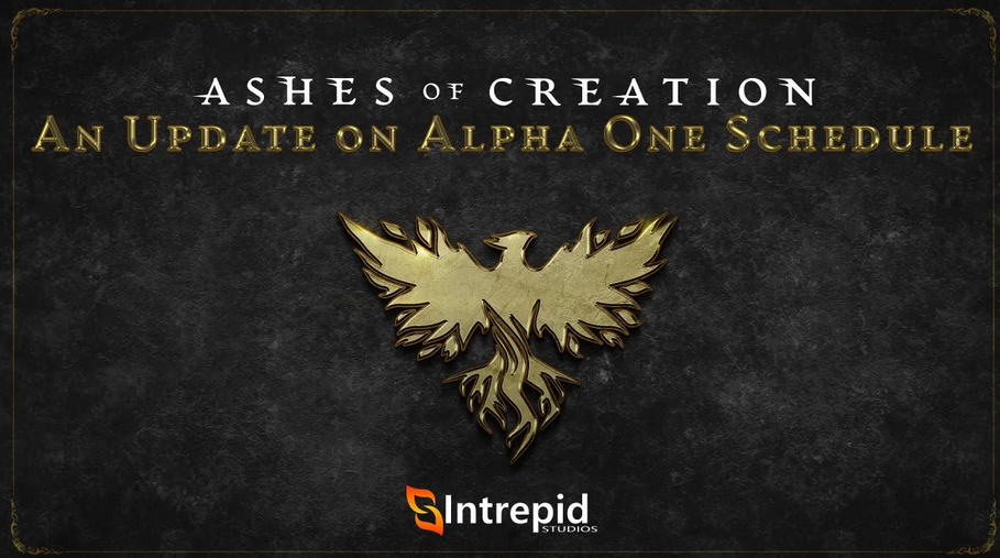 Ashes of Creation Alpha One Delayed Until June 1st 2