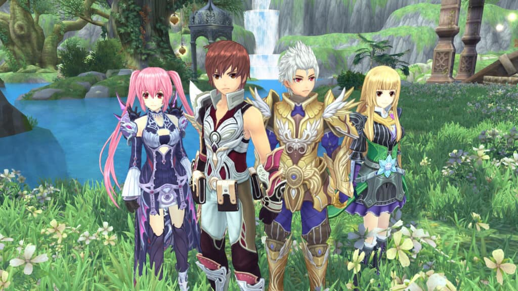 The Best Anime MMORPGs In 2021 2