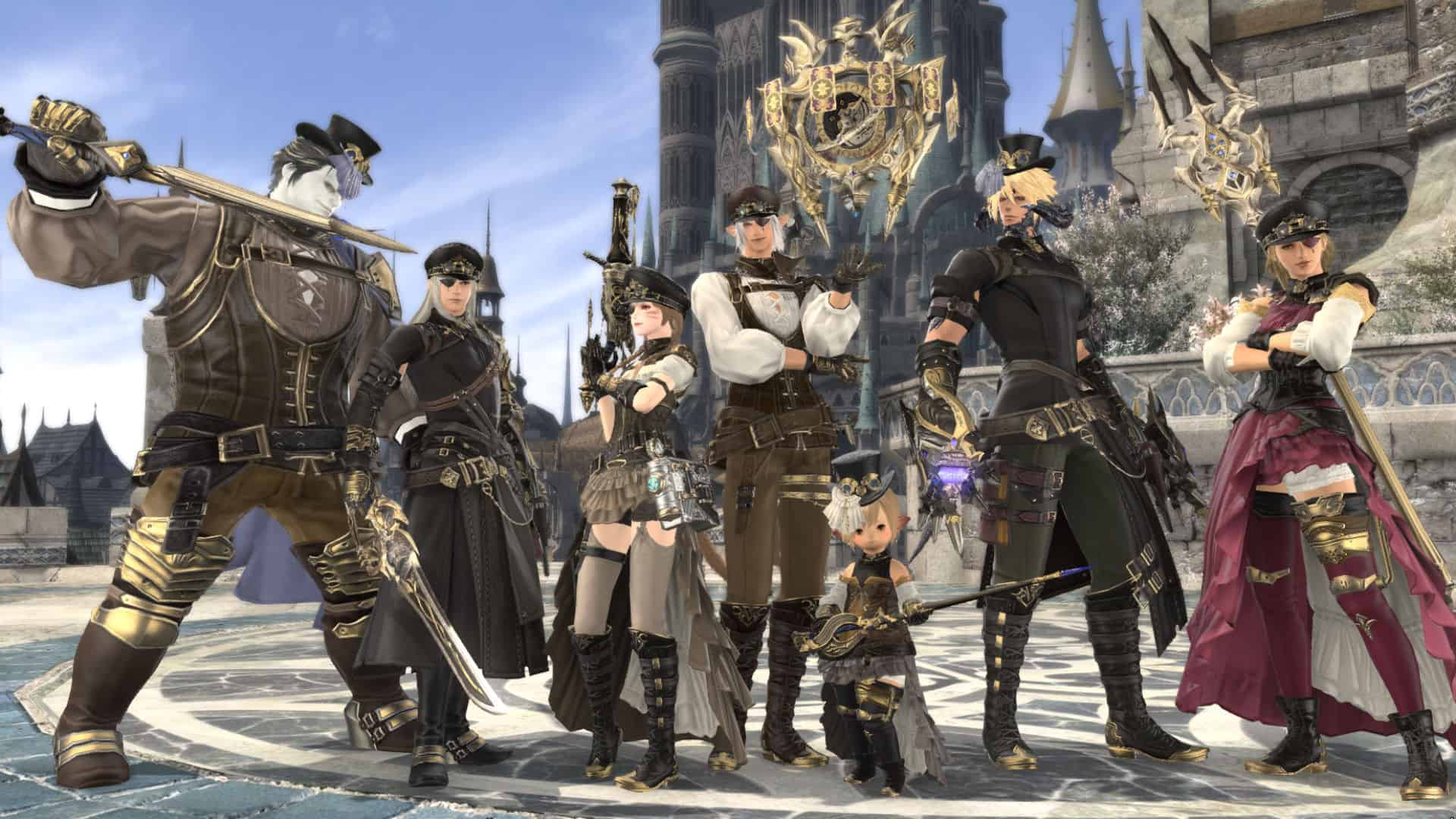 Almost 6000 Accounts Banned In FFXIV For Real Money Trading And Other Illicit Activities