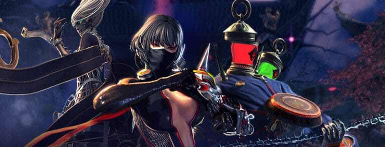 Blade & Soul Slithering Shadows Coming March 17th 1