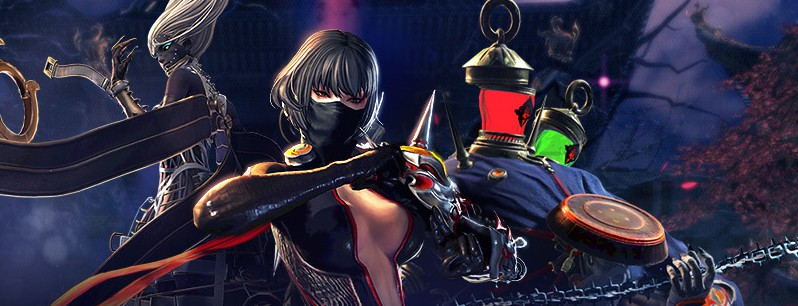 Blade & Soul Slithering Shadows Coming March 17th 4