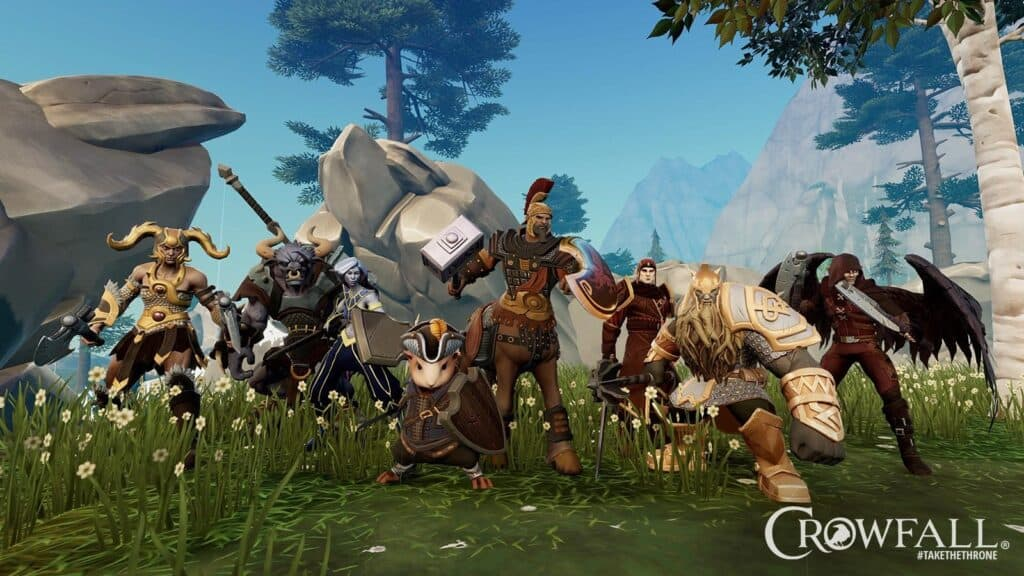 The Best MMOs in Development in 2021 5