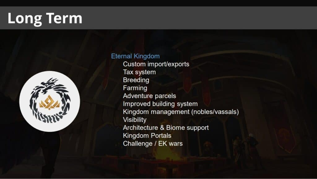 Crowfall Lays Out Their Short, Mid, And Long Term Road Map 5