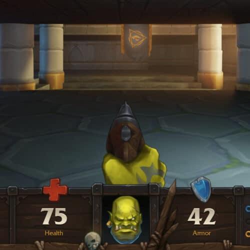 Warcraft Gets The Doom Treatment In DoomCraft: A Design Mashup
