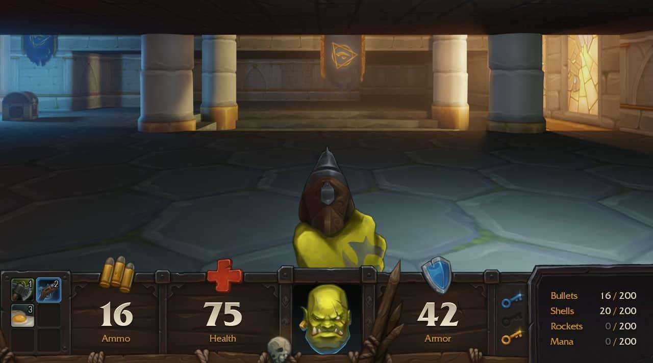 Warcraft Gets The Doom Treatment In DoomCraft: A Design Mashup 11