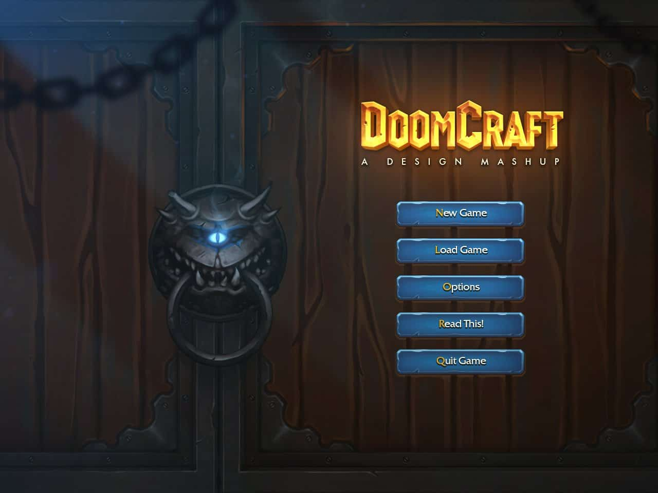 Warcraft Gets The Doom Treatment In DoomCraft: A Design Mashup 1