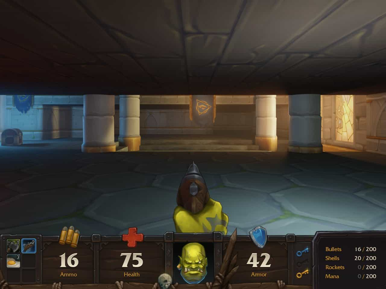 Warcraft Gets The Doom Treatment In DoomCraft: A Design Mashup 3