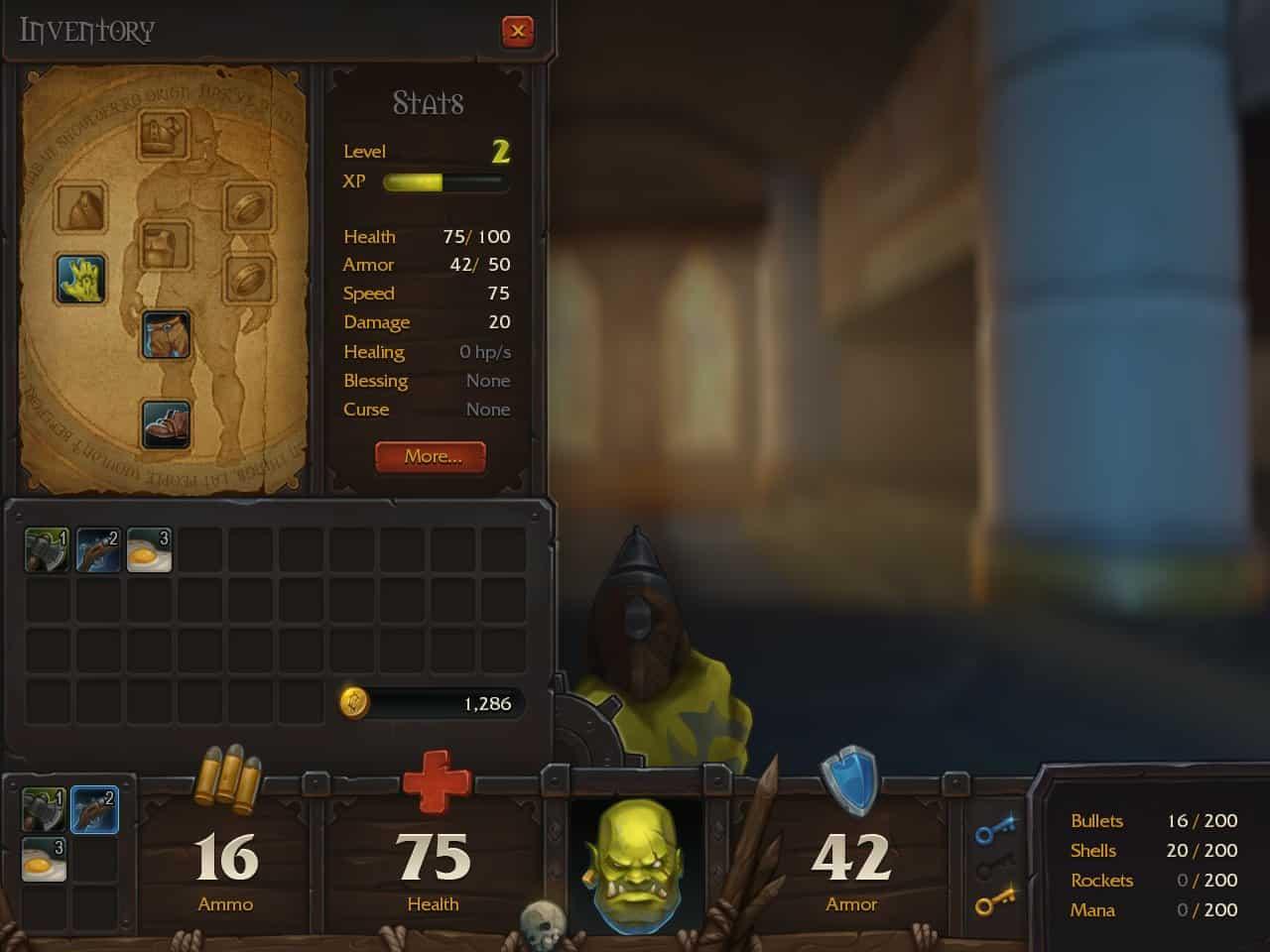 Warcraft Gets The Doom Treatment In DoomCraft: A Design Mashup 4