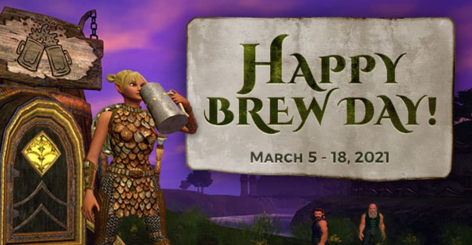 Brewday Is Back In Everquest 2 5