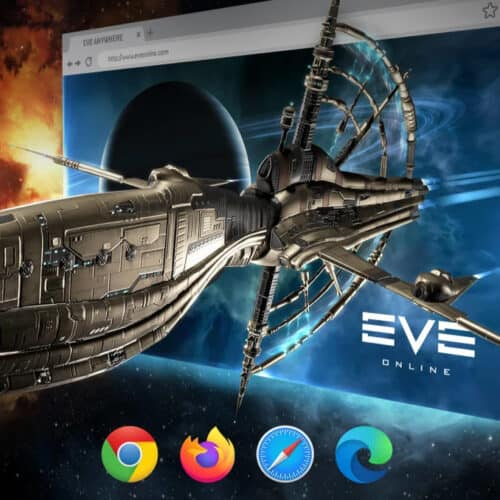 Browser Client Eve Anywhere Enters Beta