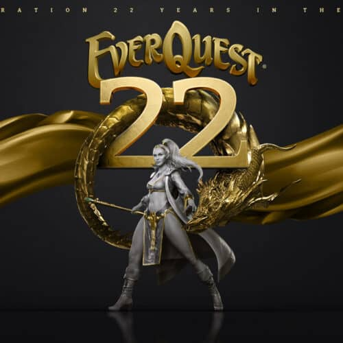Everquest Turns 22 - In-Game Celebrations & Producer's Letter