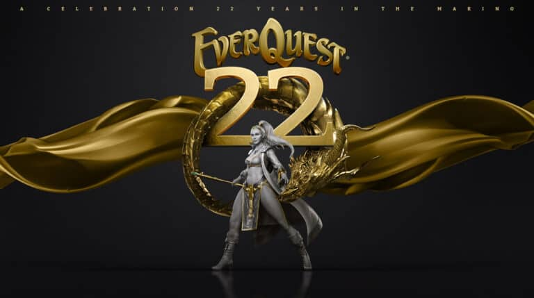 Everquest Turns 22 - In-Game Celebrations & Producer's Letter 1