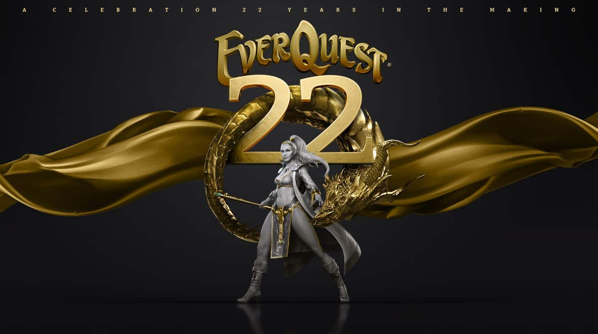 Everquest Turns 22 – In-Game Celebrations & Producer's Letter