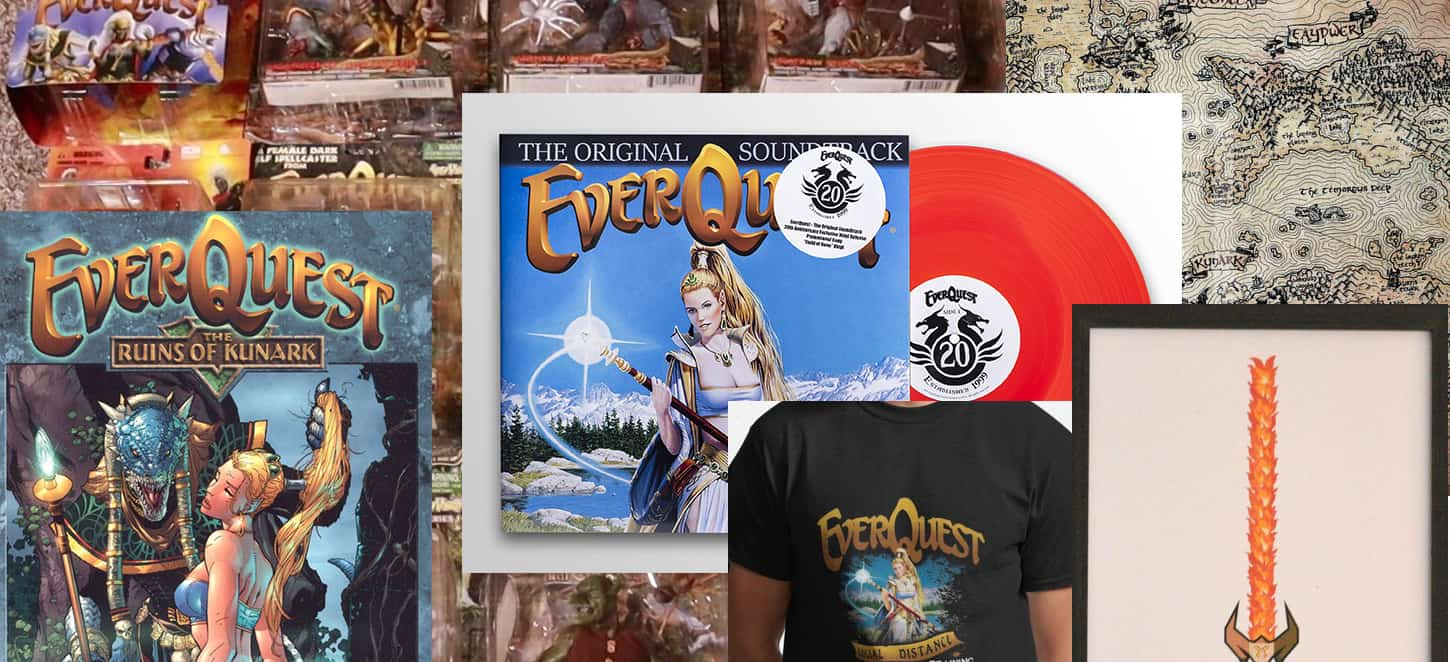The Best Everquest Merch Money Can Buy 8