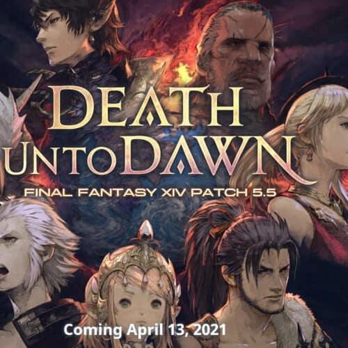 Final Fantasy XIV Patch 5.5 Death Unto Dawn Patch Notes Are Now Available