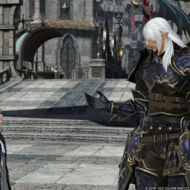 FFXIV Death Unto Dawn Site Updated With PS5 Beta Info And More