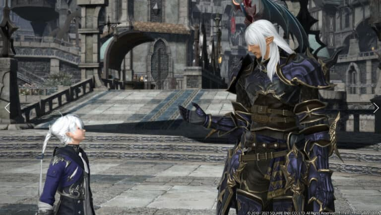 FFXIV Death Unto Dawn Site Updated With PS5 Beta Info And More 1