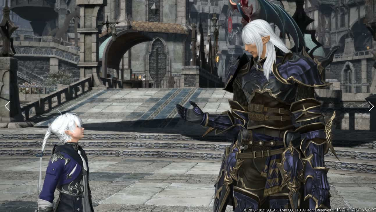 FFXIV Death Unto Dawn Site Updated With PS5 Beta Info And More 4