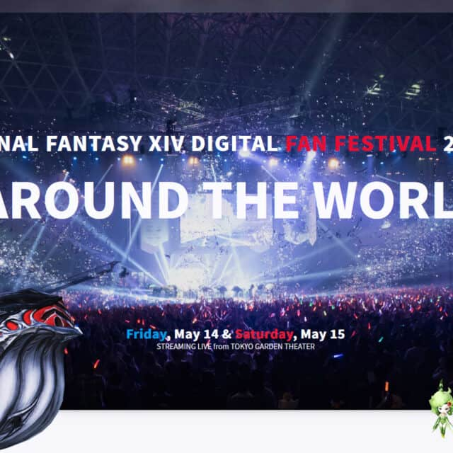Final Fantasy XIV Digital Fanfest Kicks Off May 14th