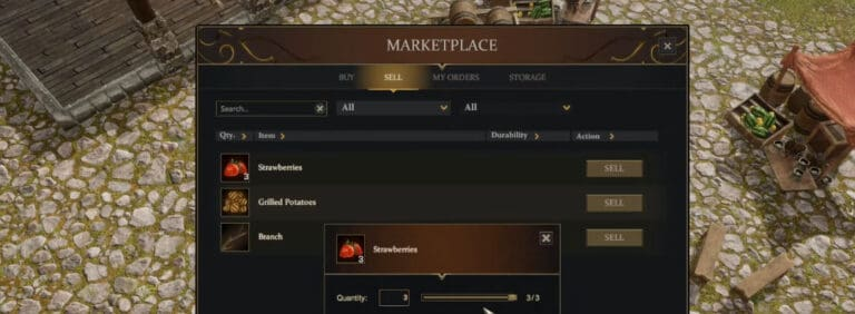 Fractured Update On THe Marketplace, Tech Tree, And The Winter Alpha 1