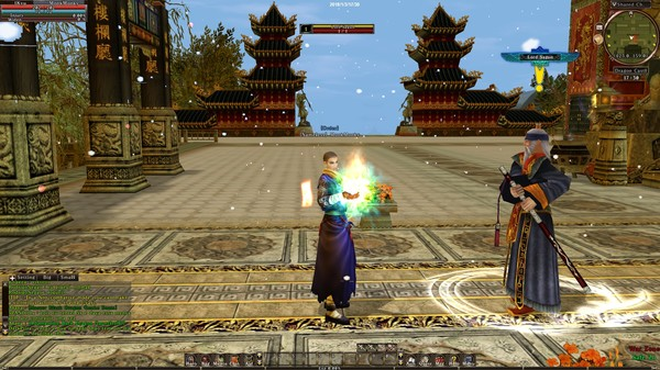The Best Martial Arts MMORPGs in 2021 8