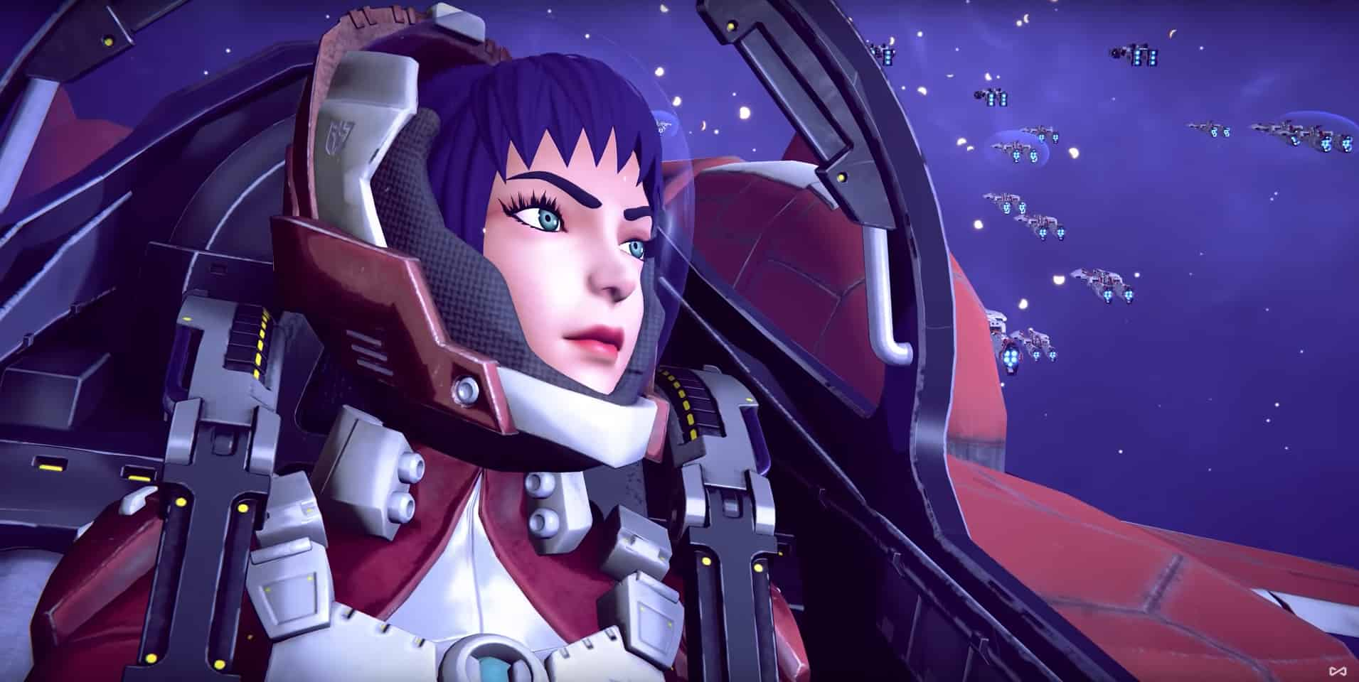 Sci-fi MMO Infinite Fleet Shares Its First Cinematic Trailer