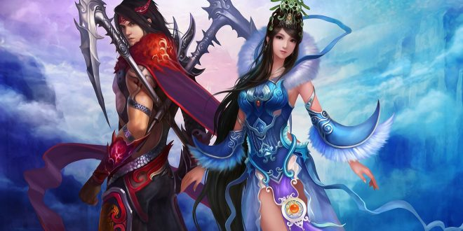 The Best Martial Arts MMORPGs in 2021 13