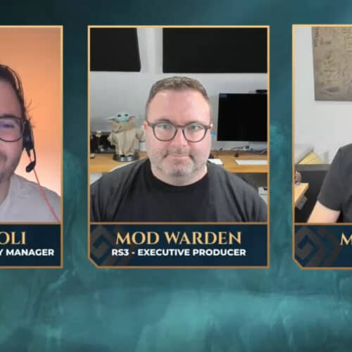 Jagex CEO Talks About Login Issues In Live Steam