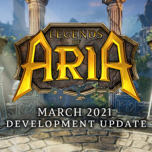 Legends Of Aria Delays Point Release 11 While Working On Factions And New Server