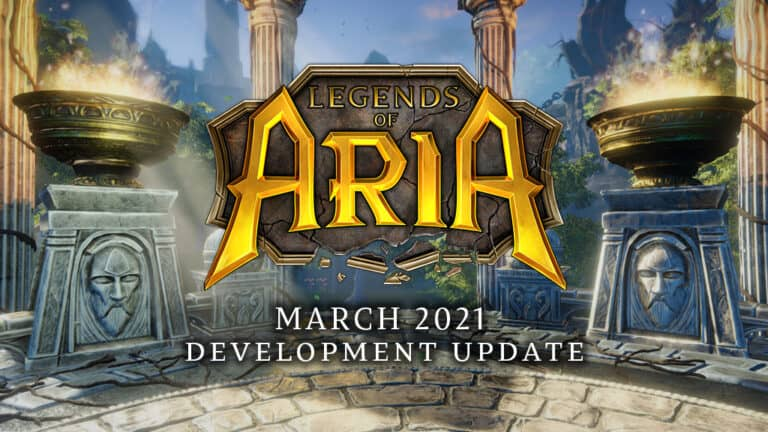 Legends Of Aria Delays Point Release 11 While Working On Factions And New Server 1