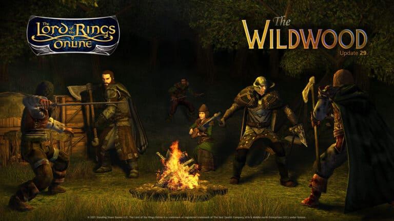 LOTRO Update 29 The Wildwood Is Live 1