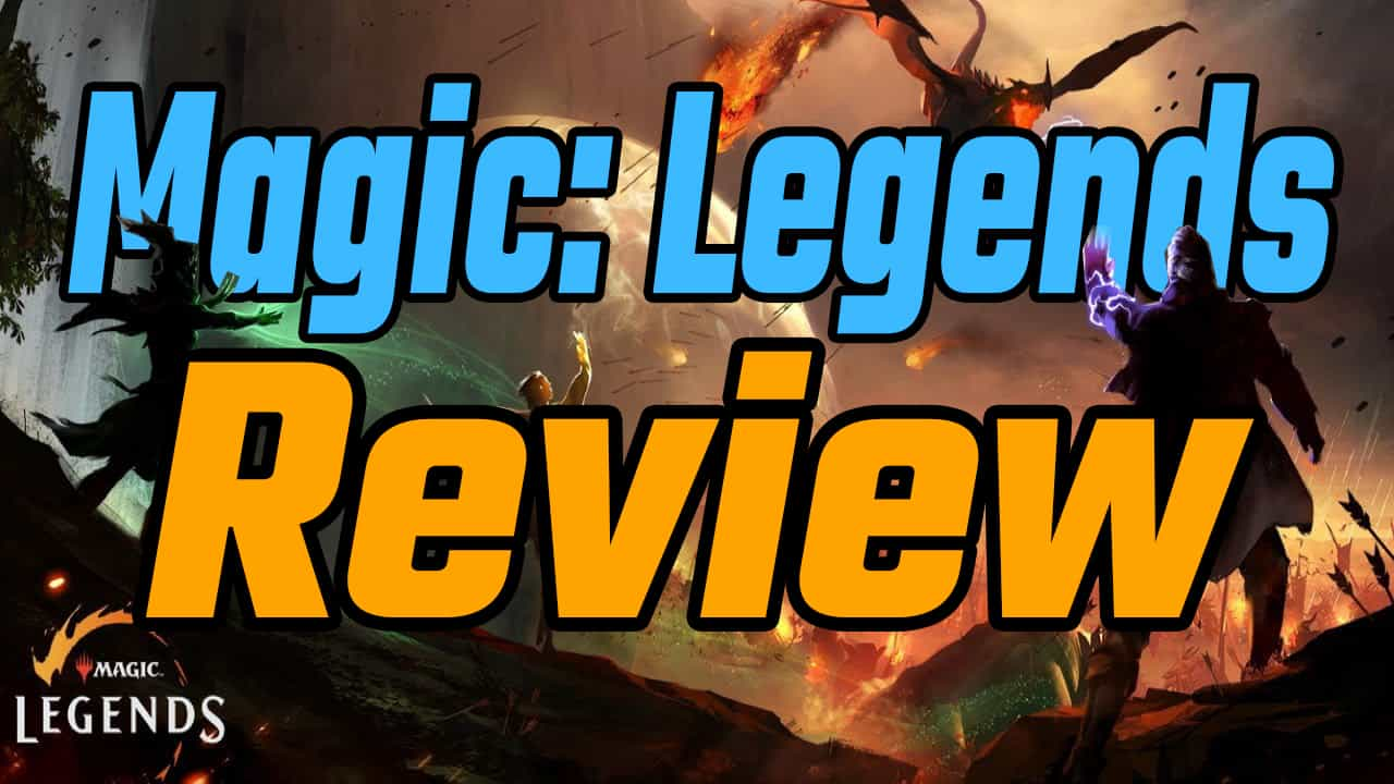 Magic: Legends Review - Cryptic Might Turn This Into An OK ARPG Just In Time For The Release Of Diablo 4 1
