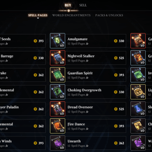 Magic: Legends Details Currencies, The Broker, and The Battlepass