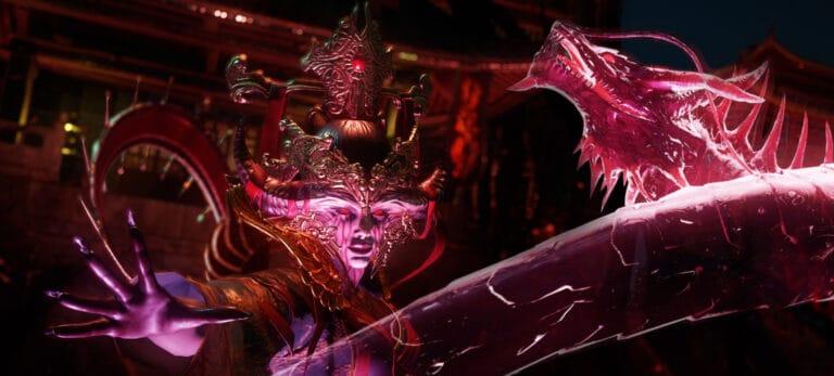New World The Empress of Ebonscale Reach Alpha Update 1