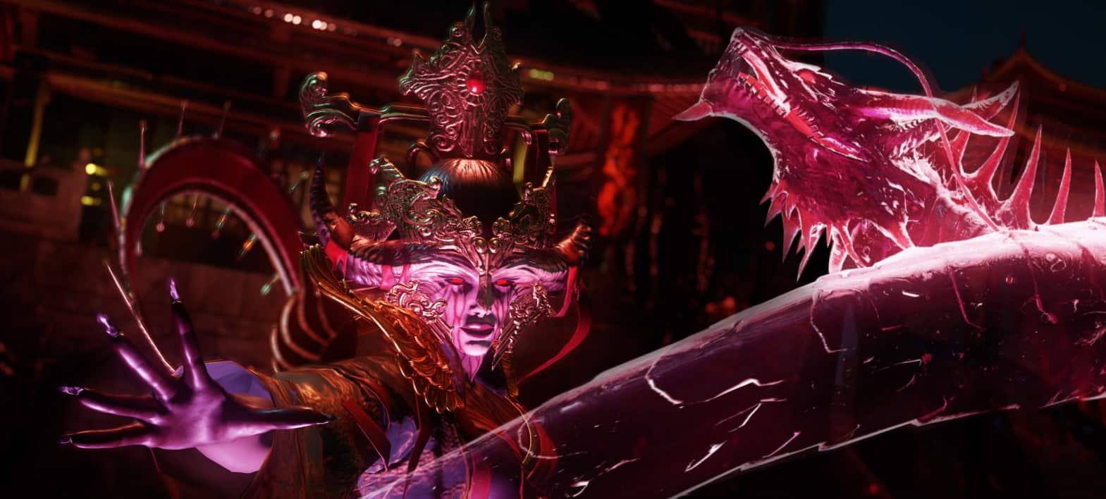 New World The Empress of Ebonscale Reach Alpha Update 3