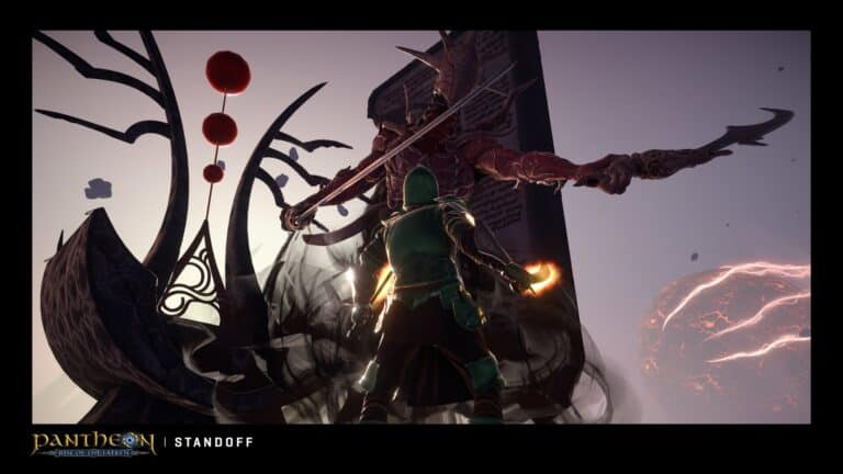 Pantheon: Rise Of The Fallen Launches NFT Fundraising Site 1