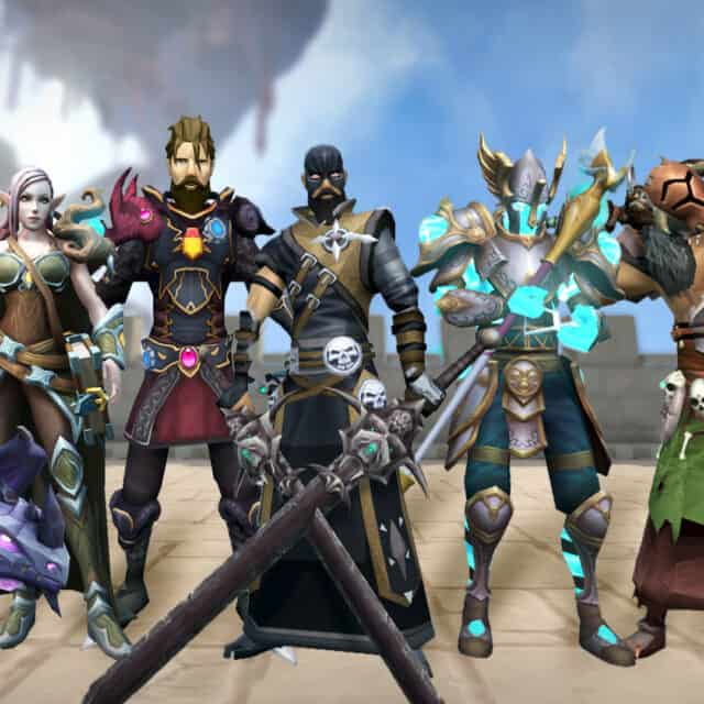 Runescape Delays Updates Again To Finish Restoring Accounts Affected By The Login Lockout