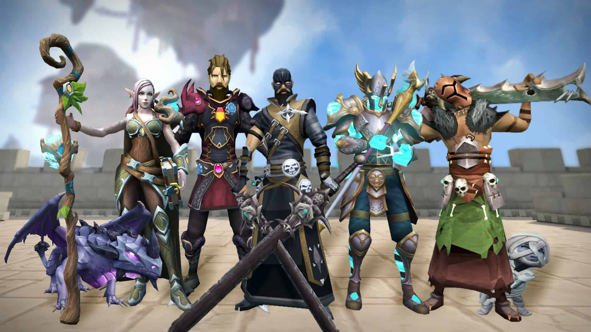 Runescape Delays Updates Again To Finish Restoring Accounts Affected By The Login Lockout 7