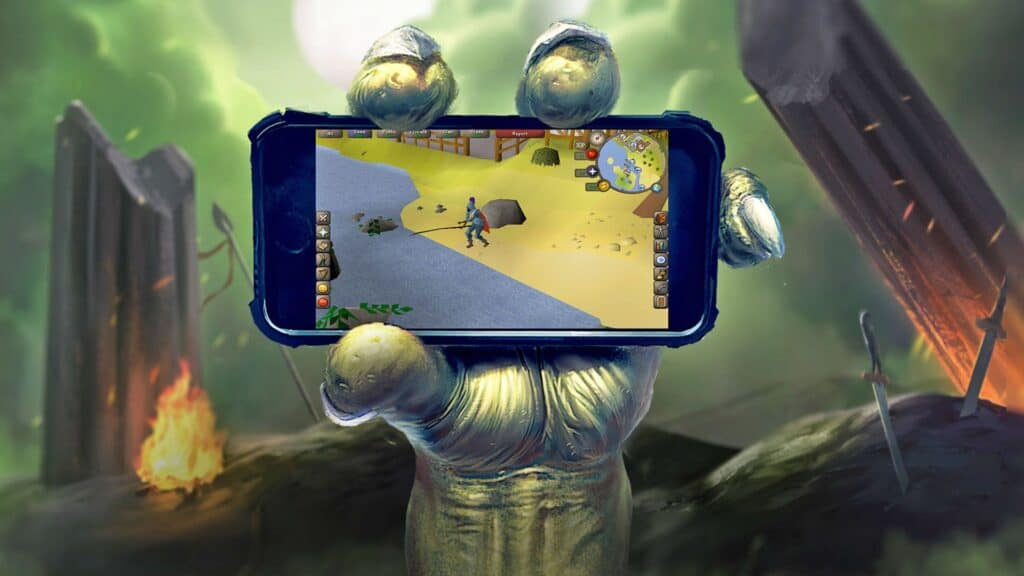 The Best Mobile MMORPGs In 2021 8