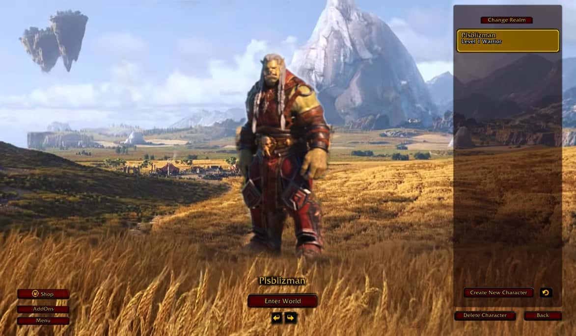 What Would World of Warcraft 2 Look Like? 13