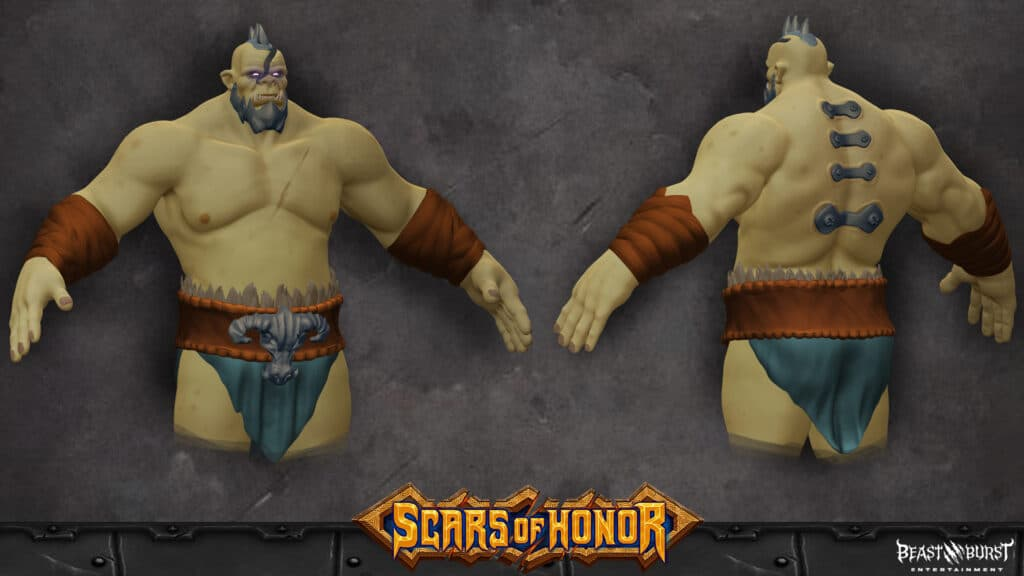 """Indie MMORPG """"Scars of Honor"""" Seeks To Return To The Roots Of The Genre 3"""