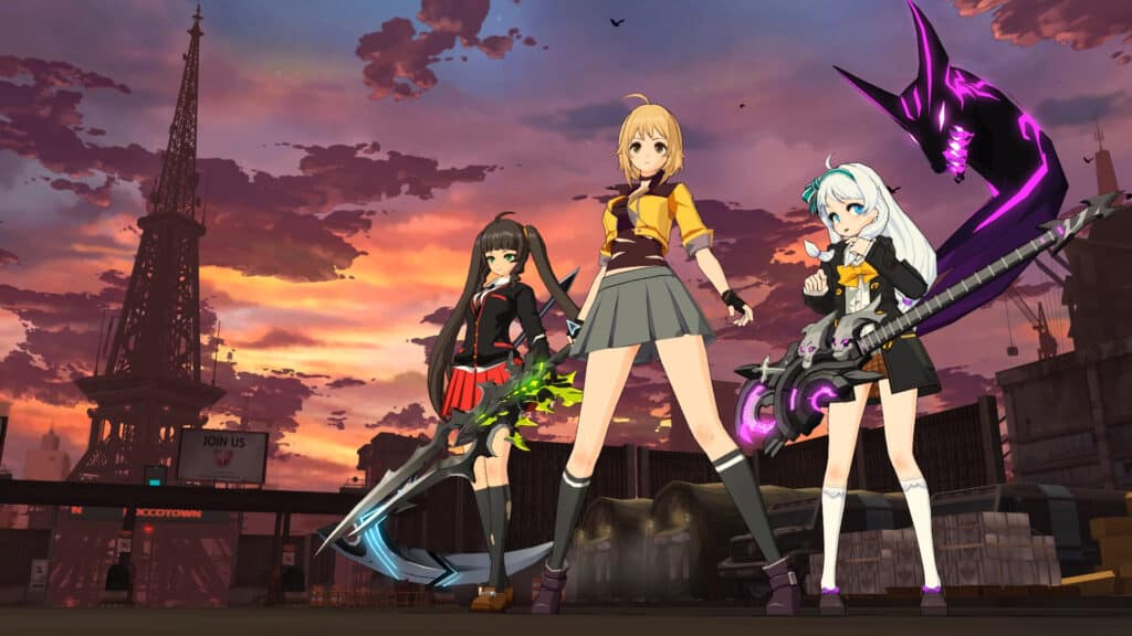 The Best Anime MMORPGs In 2021 4