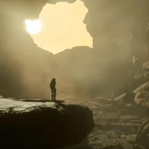 Star Citizen Live Talks Vehicles While Inside Star Citizen Takes A Look At Caves
