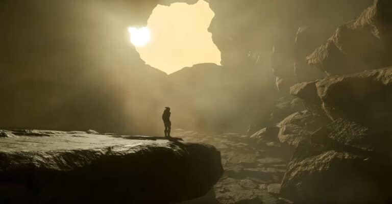 Star Citizen Live Talks Vehicles While Inside Star Citizen Takes A Look At Caves 1