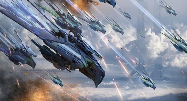 Star Citizen Live Talks Visual Effects 1