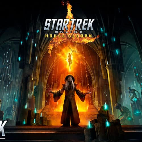 Star Trek Online: House Reborn Is Now Out On Console