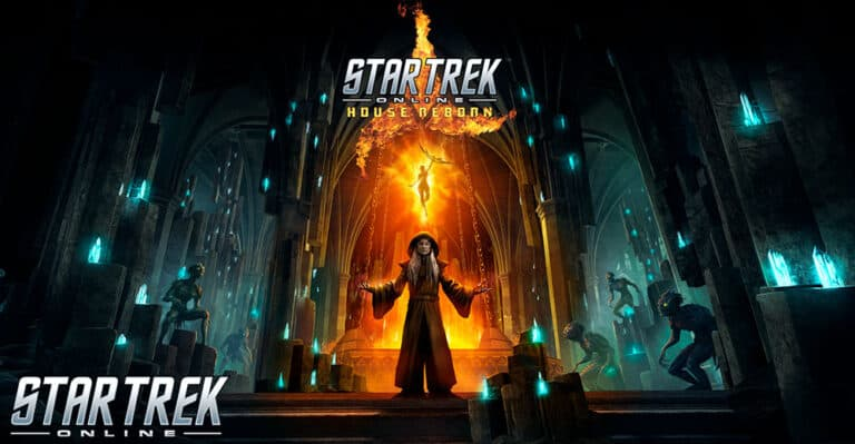 Star Trek Online: House Reborn Is Now Out On Console 1