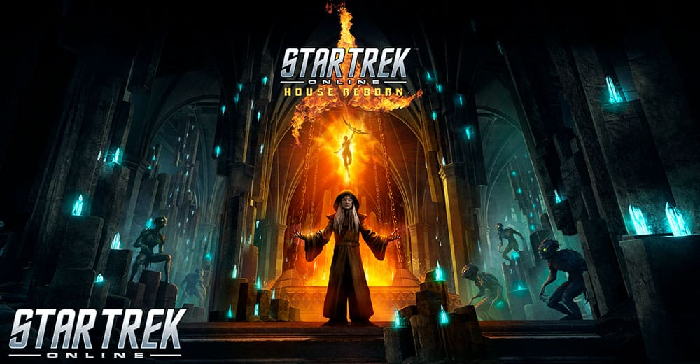 Star Trek Online: House Reborn Is Now Out On Console 2